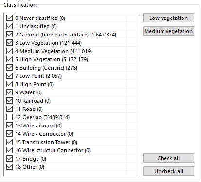 LidarPointCloudManager PointCloud ClassificationOption.png