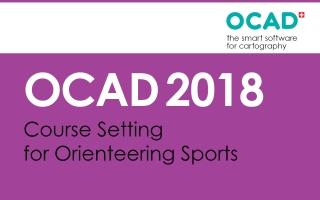 OCAD 2018 Course Setting