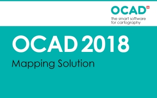 OCAD 2018 Mapping Solution
