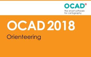 OCAD 2018 Orienteering