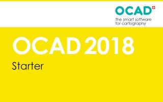OCAD 2018 Starter