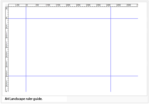 Ruler Guides Ocad Wiki English
