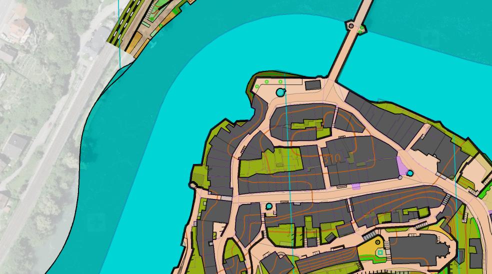 Update a Sprint Orienteering Map