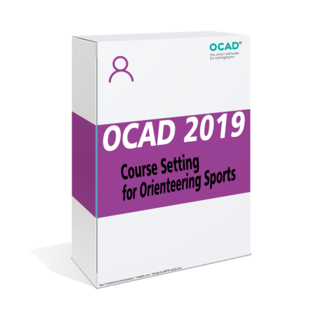 OCAD Course Setting Single User License