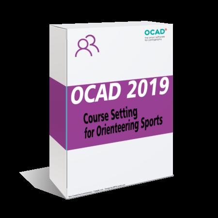OCAD Course Setting Team License