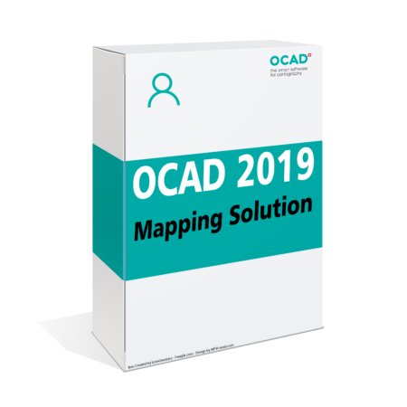 OCAD Mapping Solution Single User License