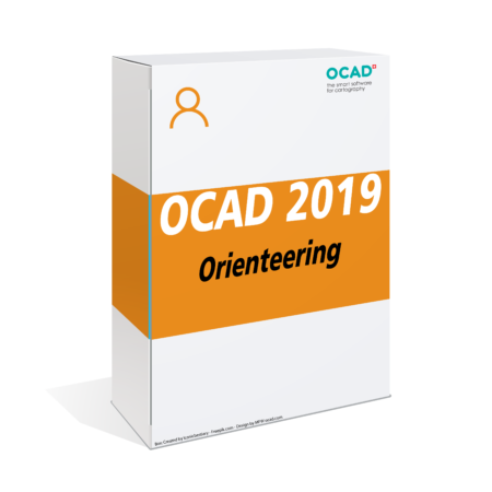 OCAD Orienteering Single User License