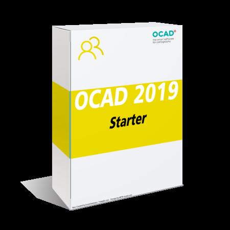 OCAD Starter Team License