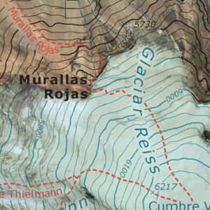 Institute of Cartography Dresden – High Mountain Maps