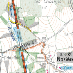 IGN France – Updating of Topographic Maps
