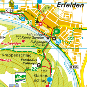 MeKi Landkarten GmbH – Cycling Maps, Maps and Atlases