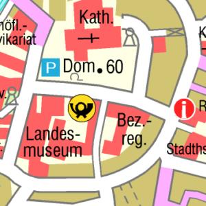 Stadtplan Münster