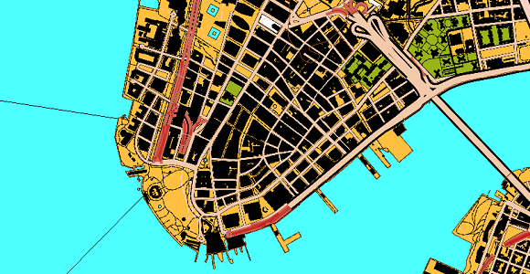 World's largest orienteering map